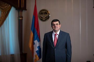 Arayik Harutyunyan (foto Ruben Martirosyan /wikimedia)