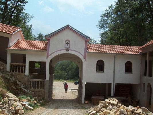 Monastero di Draganac, Kosovo -Wikimedia/Milivoje Aleksic
