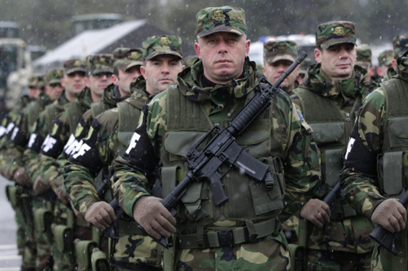Kosovo Security Forces
