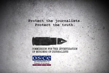 OSCE, commission for the investigation of murders of journalists, video.jpg