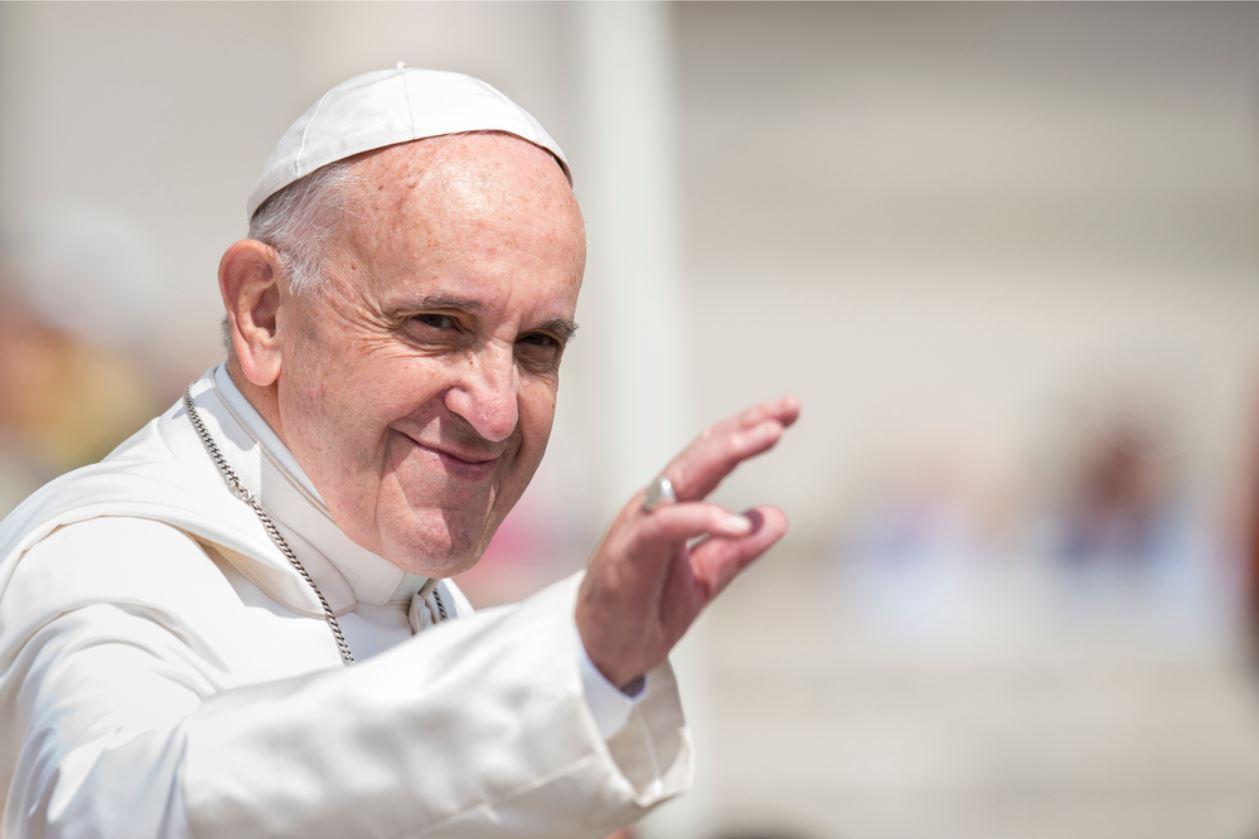 Papa Francesco - ©  AM113/Shutterstock