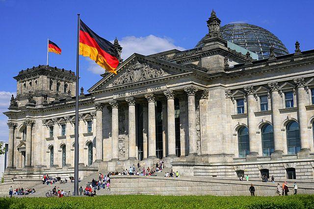 Berlino, sede del Bundestag (foto Cezary Piwowarski)