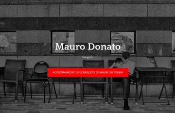 Sito di Mauro Donato