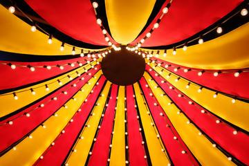 Tendone del circo © penphoto/Shutterstock