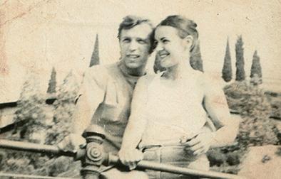 """L'immagine di copertina di """"Prima che la Jugoslavia finisse"""" (Infinito Edizioni)"""