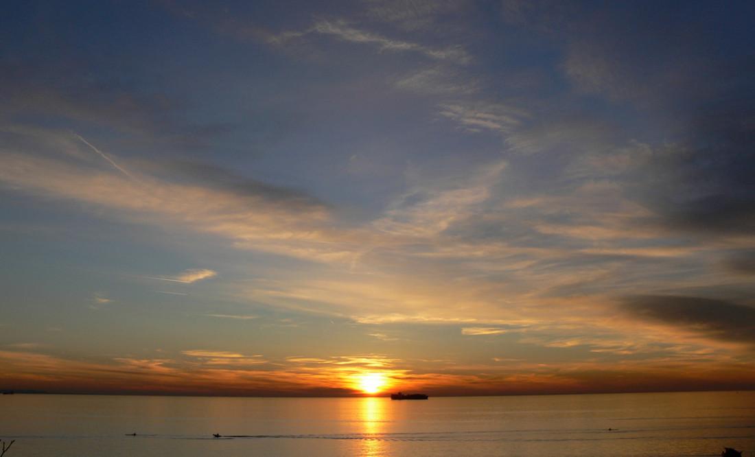 Trieste, vista sull'Adriatico, foto Federicou - Flickr.jpg