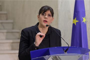La capo procuratrice della procura UE Laura Kövesi