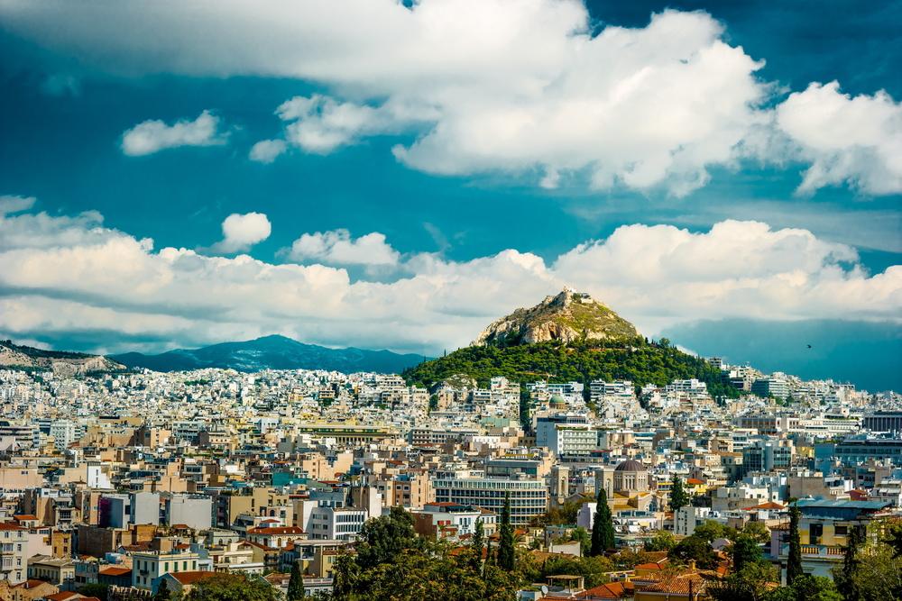 Atene - Romas_Photo/shutterstock