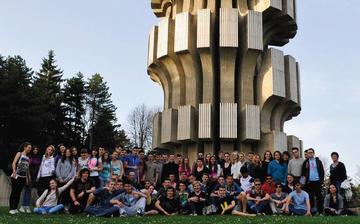 Le classi trentine e i loro coetanei incontrati a Prijedor