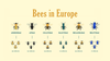 Bees in Europe