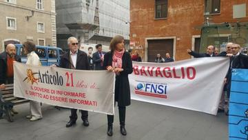 Iniziativa di Articolo 21 su querele temerarie - FNSI