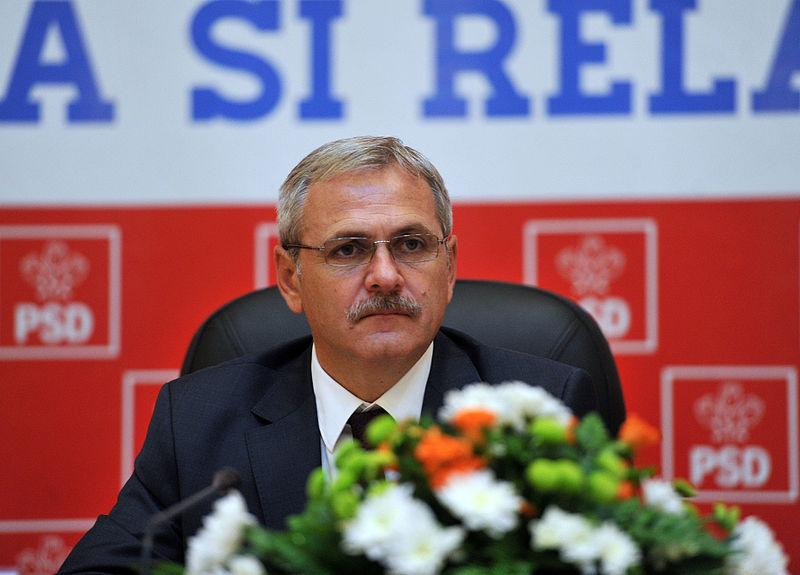 Liviu Dragnea (foto Partidul Social Democrat)