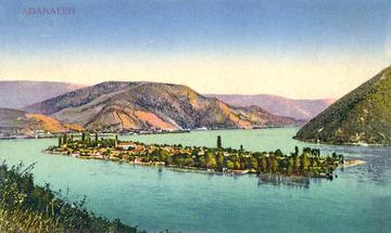 Romania: l'isola ottomana di Ada-Kaleh, paradiso affondato