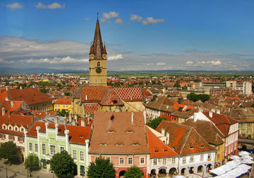 Sibiu, Transilvania - ©Ente Turismo Romania