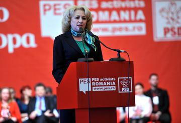 Viorica Dăncilă, neopremier romena - Wikimedia