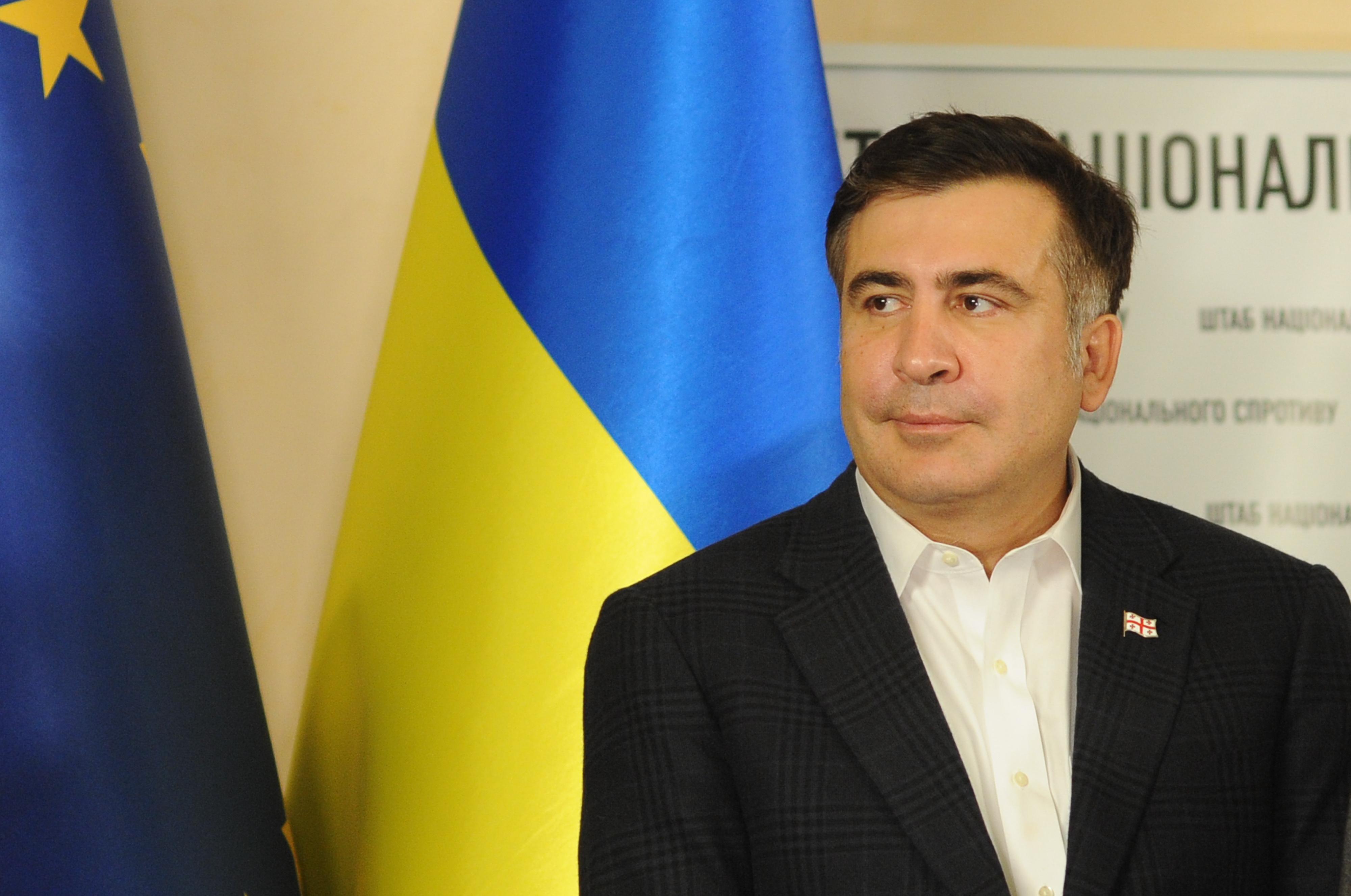 Mikhail Saakashvili Net Worth
