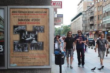 Sarajevo, Centenario attentato 28 giugno 2014 - foto di N.Corritore (OBC)