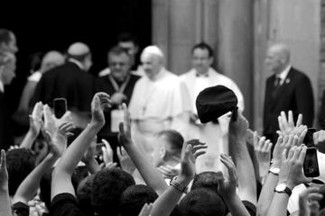 La visita del Papa a Sarajevo - foto di Elena Pinna