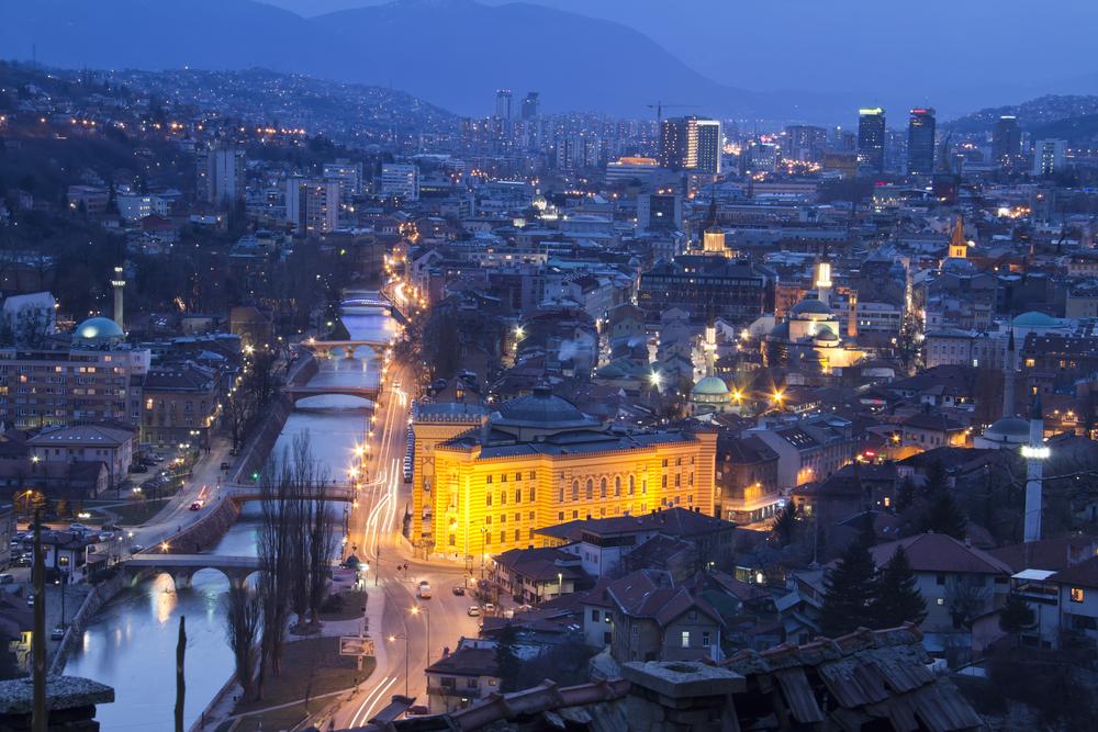 Sarajevo (foto di MoDOG/Shutterstock)