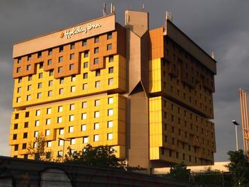 Il Holiday Inn di Sarajevo (Foto Rodolfo Toè)