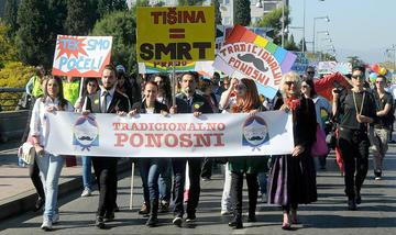 Pride Podgorica (foto M. Canka)
