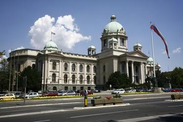 Sede del parlamento serbo (foto © Nebojsa Markovic/Shutterstock)
