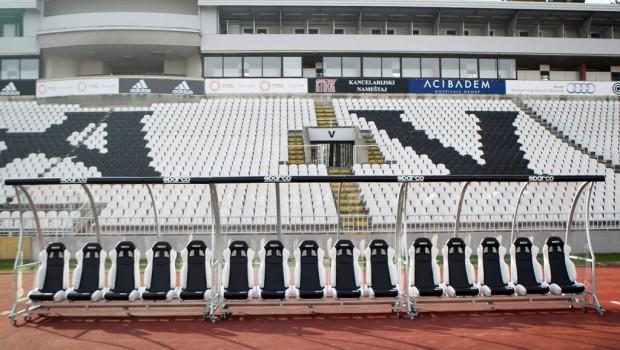Stadio del Partizan (foto Beta)