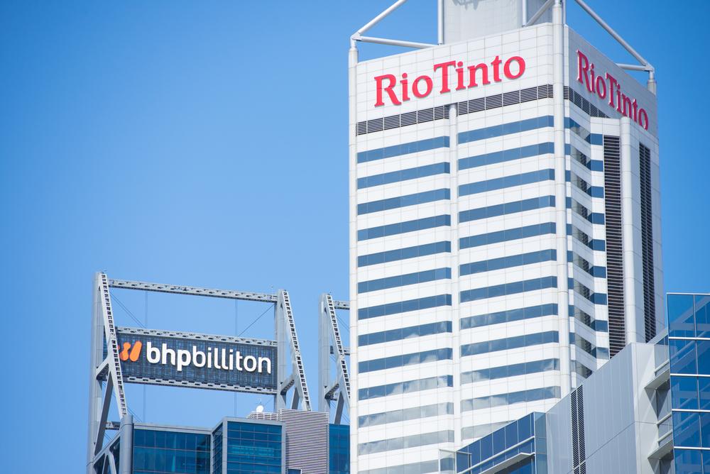 L'edificio sede della compagnia Rio Tinto in Australia © Rob Bayer/Shutterstock