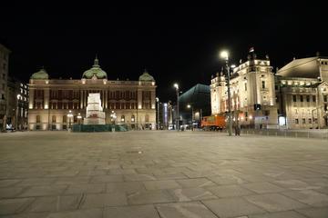 Belgrado, 9 aprile 2020 (© Zorz/Shutterstock)