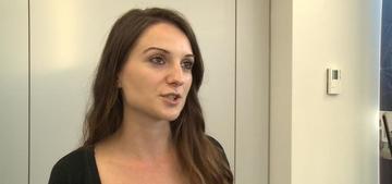 Dragana Pećo, giornalista di Krik