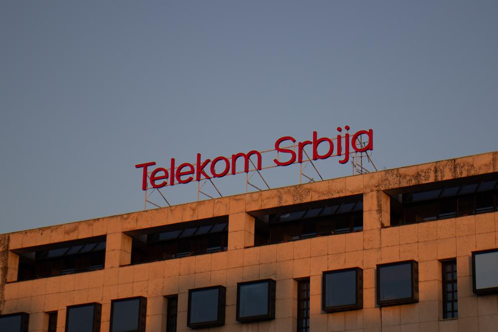 Telekom Srbija © Zarko Prusac/Shutterstock