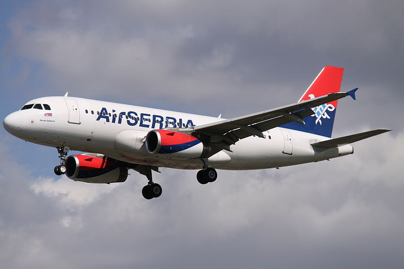 Air Serbia (foto aeroprints.com)