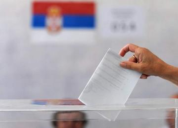 Elezioni in Serbia