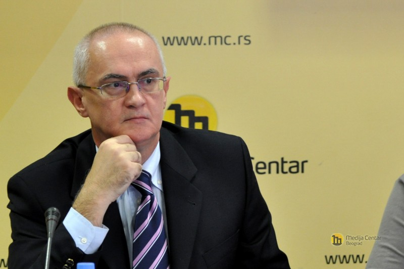 Rodoljub Šabić (foto Medija centar Beograd)