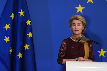 Ursula von der Leyen, presidente della Commissione europea (© Alexandros Michailidis/Shutterstock)