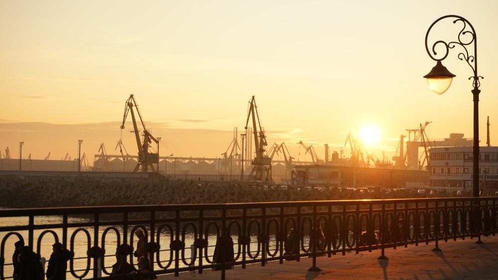 Porto di Costanza, Romania