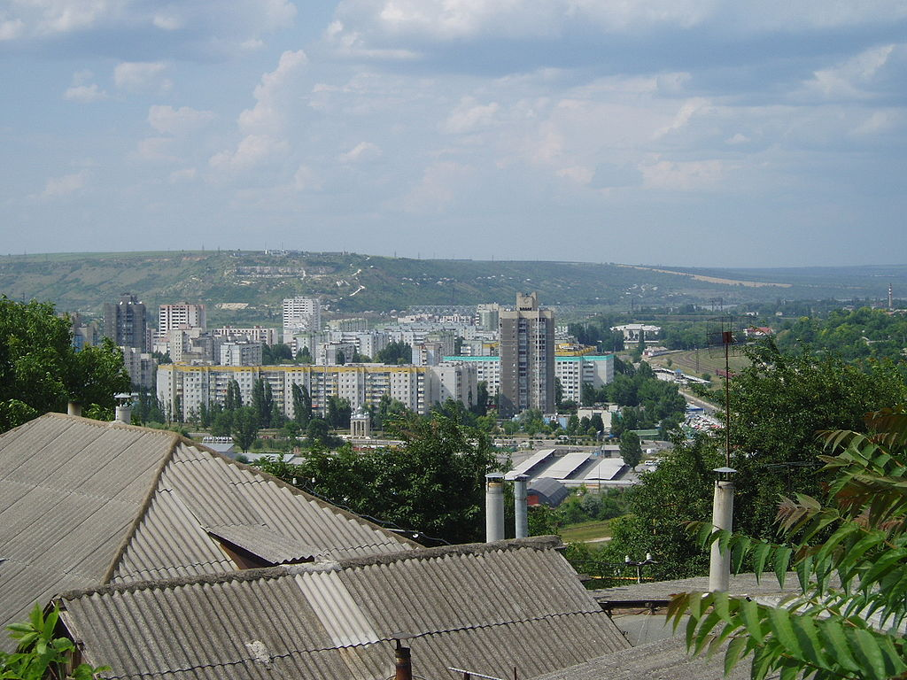 Ribniţa, Transnistria (foto Guttorm Flatabø/wikimedia)