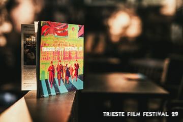Una locandina del Trieste film festival