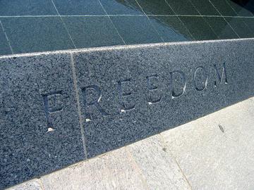 Freedom (Sebastian Fuss - Flickr)