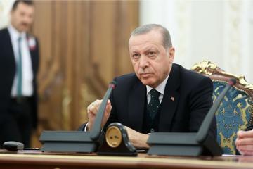 Il presidente turco Recep Tayyip Erdoğan  - © Drop of Light/Shutterstock