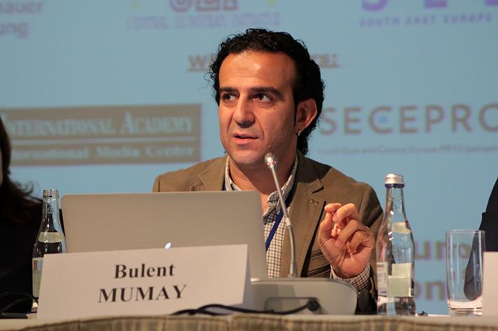 Bülent Mumay (foto OBC)