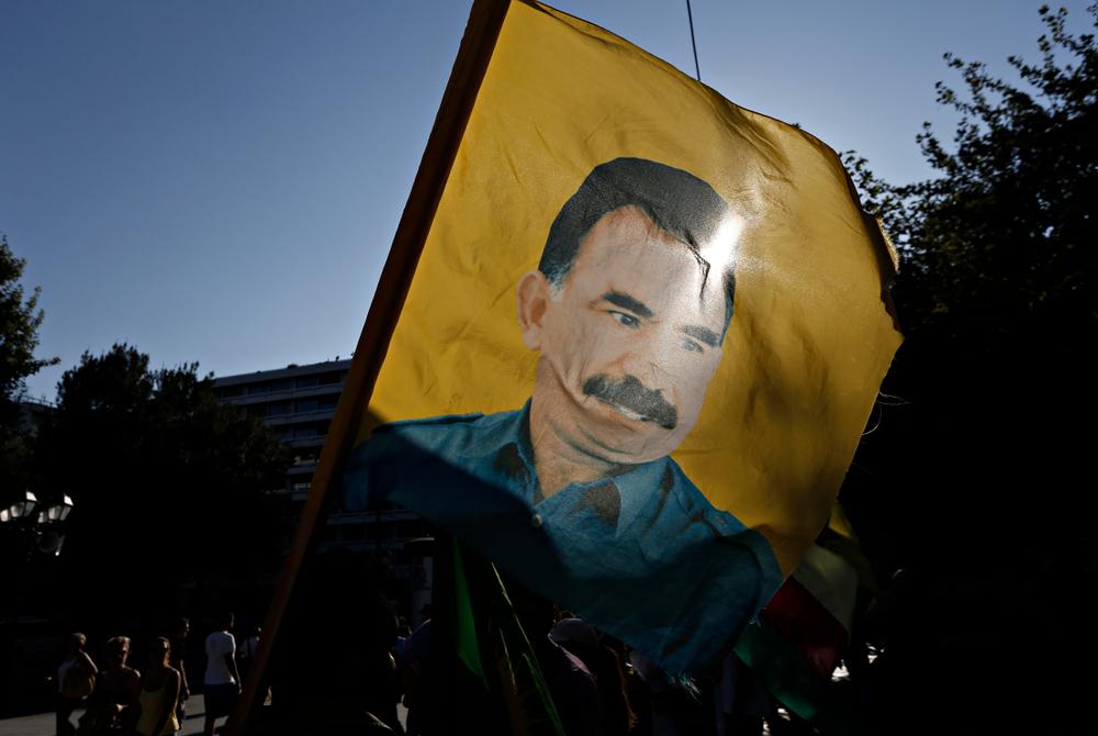Abdullah Öcalan - Alexandros Michailidis/Shutterstock