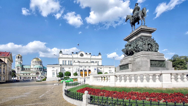 Sofia, centro città