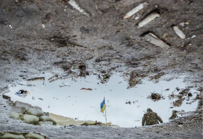 Esercito ucraino presso Sloviansk, foto di Sasha Maksymenko - Flickr.com.jpg