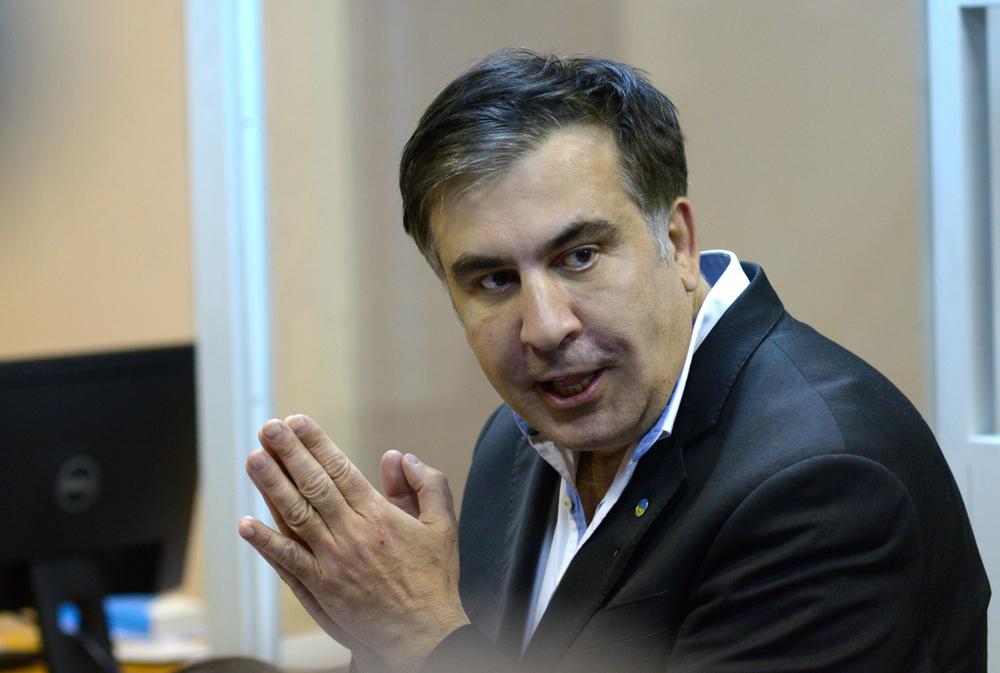 Mikheil Saakashvili (© Krysja/Shutterstock)