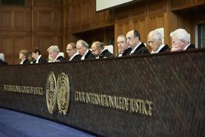 Corte di giustizia internazionale dell'Aja