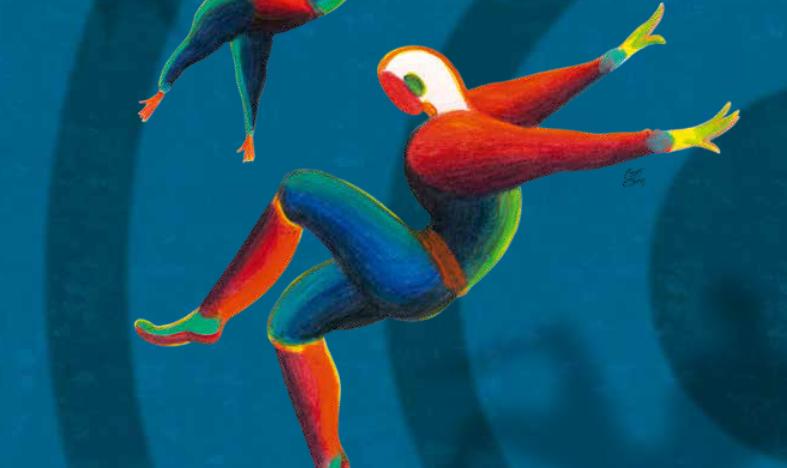 L'immagine di copertina della 77ma edizione della Biennale Cinema 2020