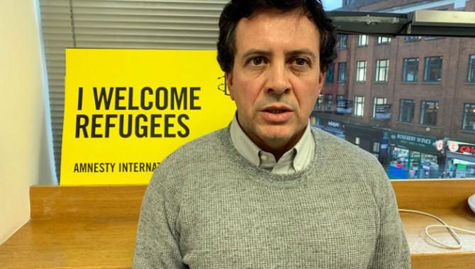 Massimo Moratti (foto Amnesty International)