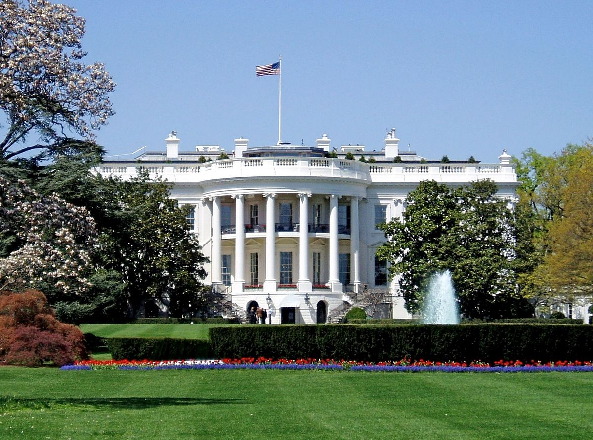 White House (foto Matt H. Wade)