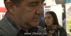 Gjorgji Lazarevski (immagini di 24 Vesti)